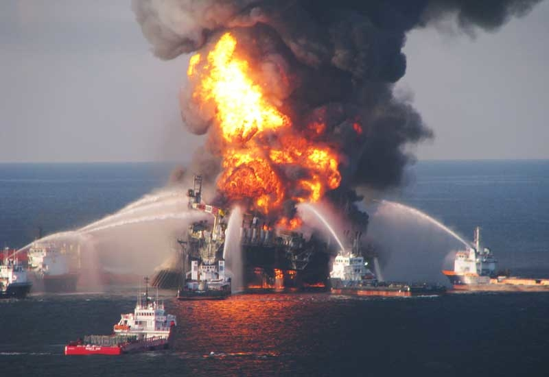 Company report differs from BP and US government analyses, denies tax evasion. GETTY IMAGES