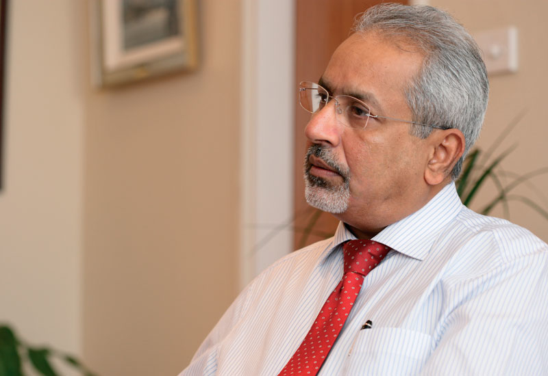 Saigal says capturing more of the offshore oil and gas work is in his sights.