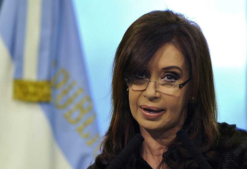 President Kirchner is looking to secure an agreement with Qatar to establish an LNG regasification terminal in Argentina. (GETTY)