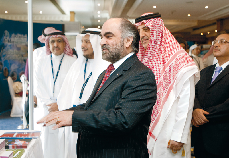 Abdul Rahman Jawahery, general manager of Gulf Petrochemical Industries Company (GPIC) inaugurated the forum.