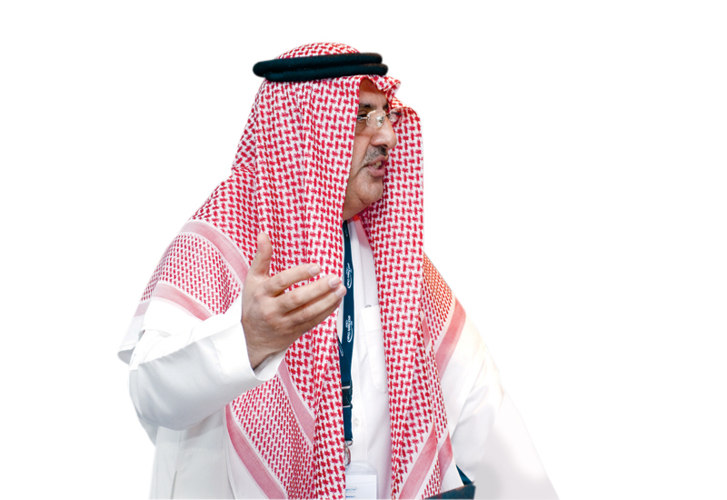 Dr Abdulwahab Al-Saadon, secretary general of the GPCA
