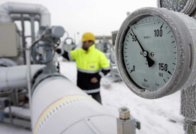 Demand collapse strikes Russia's gas giant. (GETTY IMAGES)