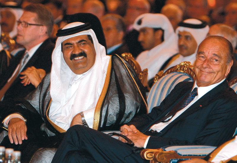 IPTC is being held under the patronage of Sheikh Hamad bin Khalifa al-Thani.