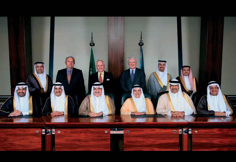 The Saudi Aramco executive team regards its vast employee base as one of the company's most strategic assets.