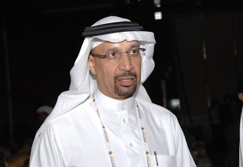 Khalid Al-Falih, Saudi Aramco CEO.