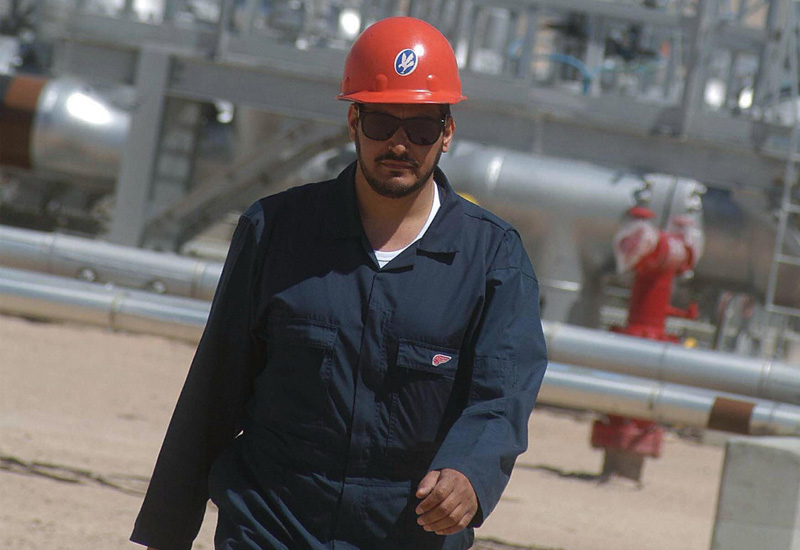 Sabic recently posted a 95% drop in Q4 net profits.