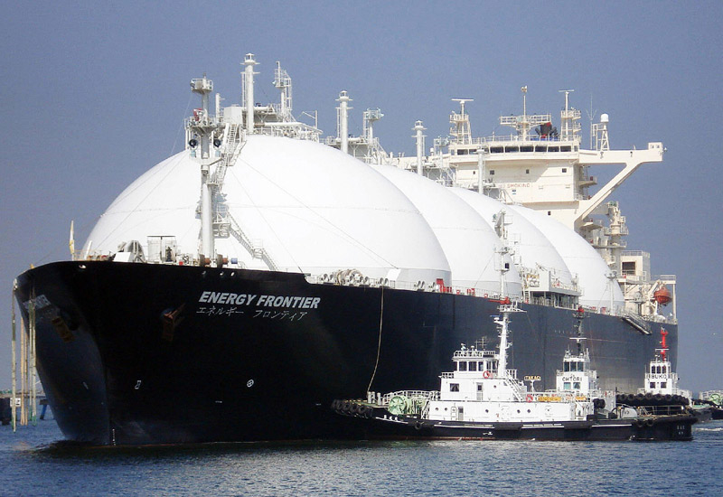 Australian natural gas will be shipped to China at a rate of 2.25 million tonnes per annum. (GETTY IMAGES)