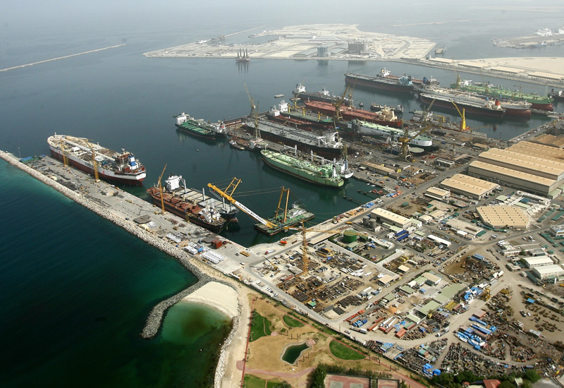 Drydocks World Dubai has facilities in the UAE