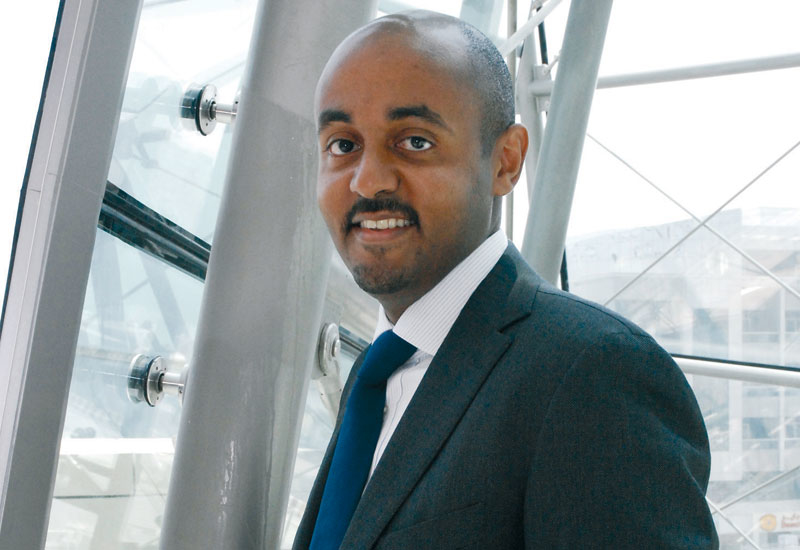 Tenbite Ermias, BCG partner & managing director