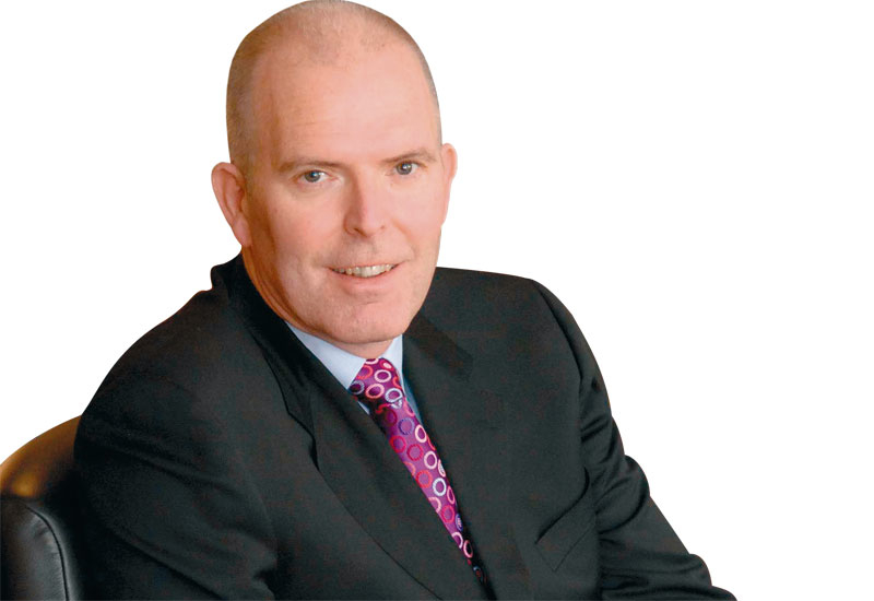 Colin Welsh, CEO, Simmons & Co International