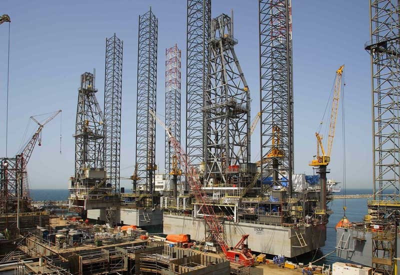 The MIS Sharjah fabrication facility.