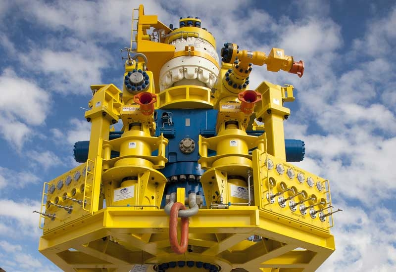 The MWCC-developed Containment Capping Stack for handling deepwater blowouts such as the one in the Gulf of Mexico.