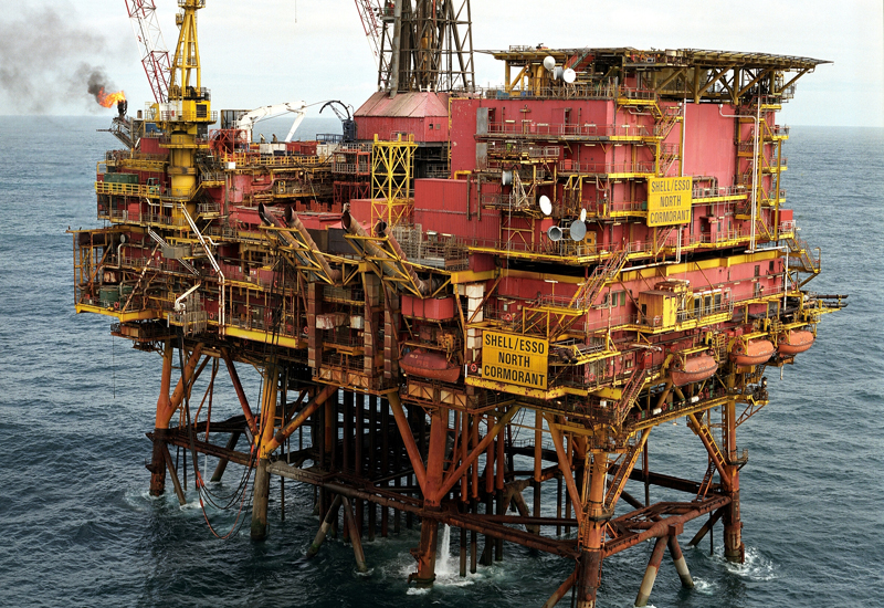 Abu Dhabi's energy giant makes AED 537 mn profit on AED 6.2 bn revenue, party from a hike in North Sea oil production.