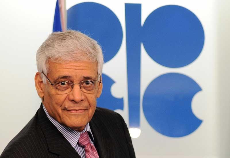OPEC secretary general Abdallah El-Badri