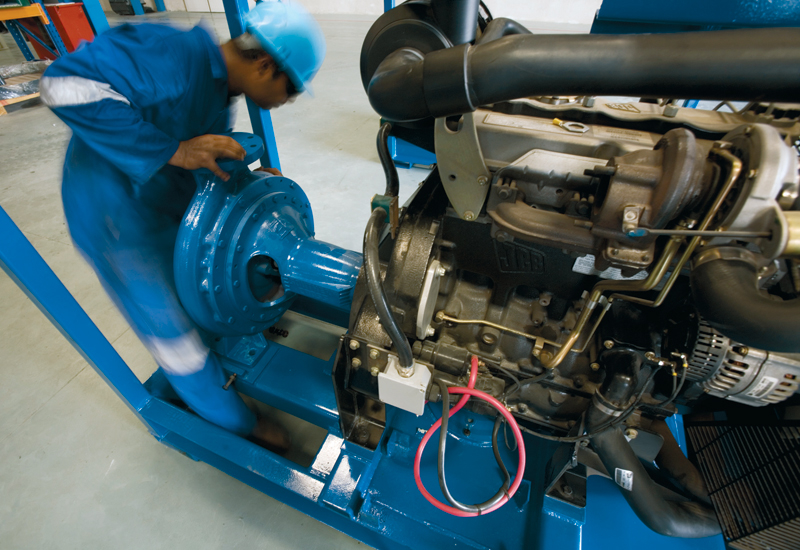 Hydrolink's primary fabrication site is based in Dubai, UAE.