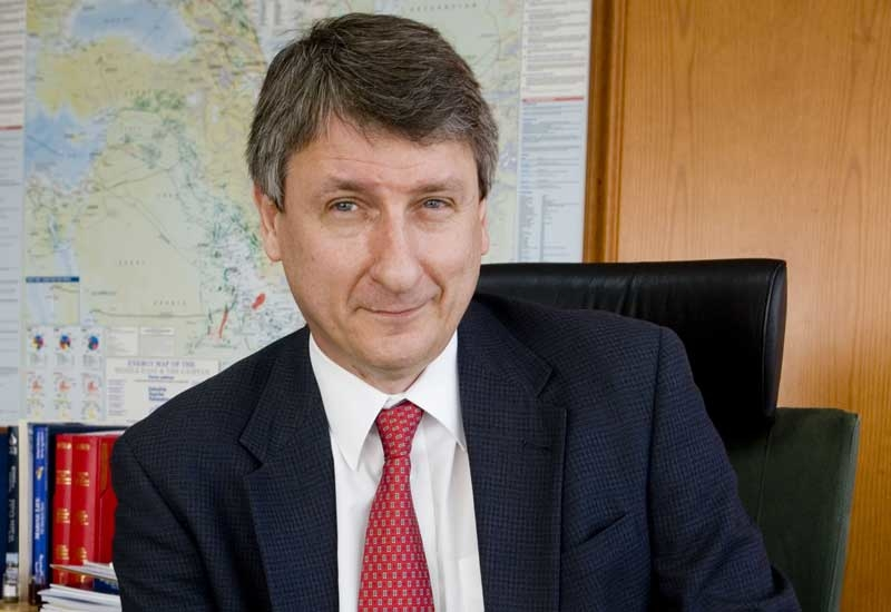 Raoul Restucci executive vice president ? Shell Exploration & Production