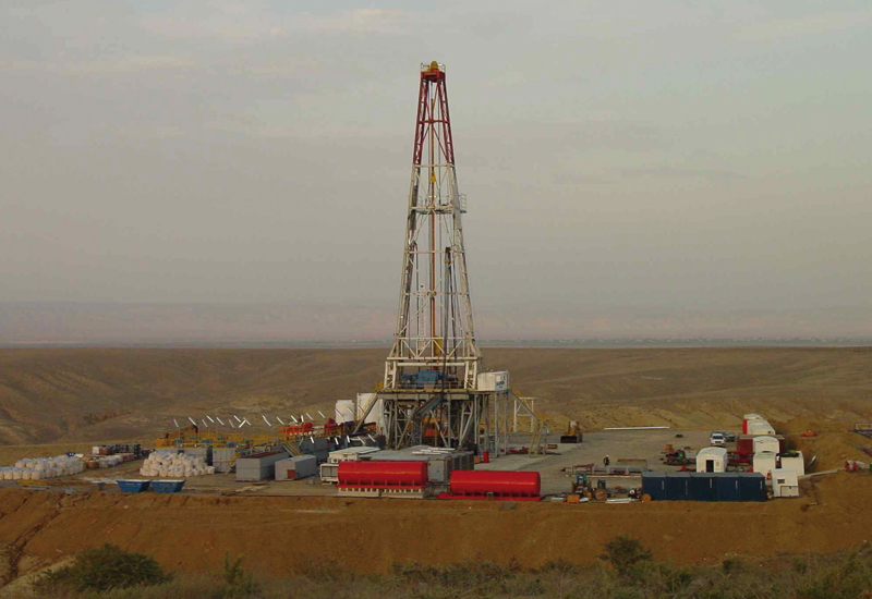 Momentum's Rig 6. The company has found success with Dragon Oil in the region.