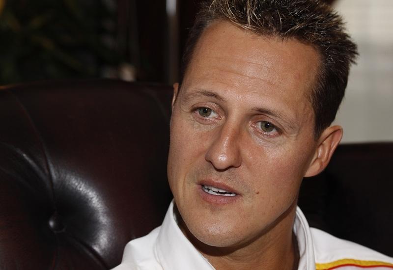 Formula One legend Michael Schumacher