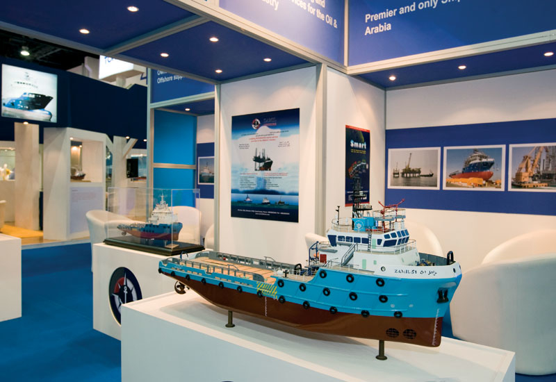 Middle East Workboats was held in Abu Dhabi.