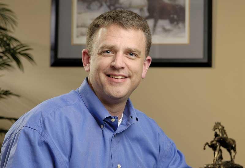 Steve Knowles, president of Mustang.