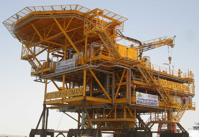 Topaz Energy and Marine offshore engineering work has helped boost revenues and profits for Renaissance.