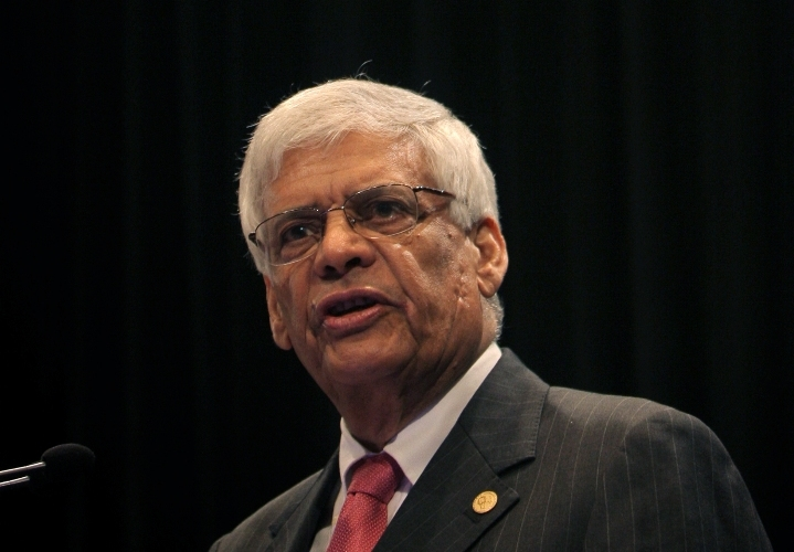 The secretary general of OPEC, Abdullah El-Badri.