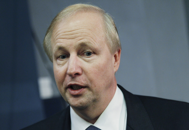 Bob Dudley, BP CEO, is looking to frontier projects for growth.  GETTY IMAGES