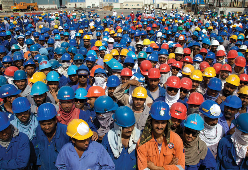 Topaz Energy and Marine has maintained a workforce of around 6000 people despite the downturn.
