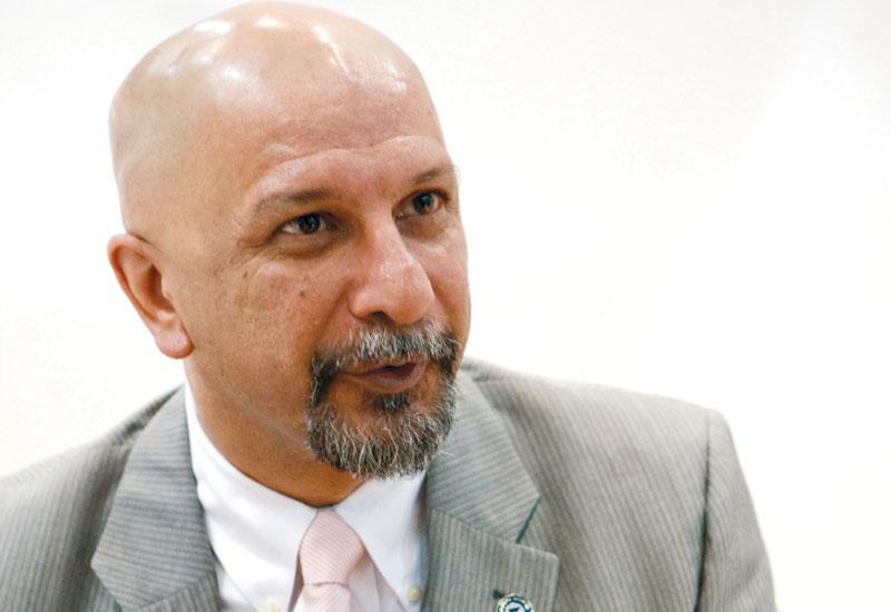 Fazel Fazelbhoy is Topaz Energy and Marine's chief executive officer.
