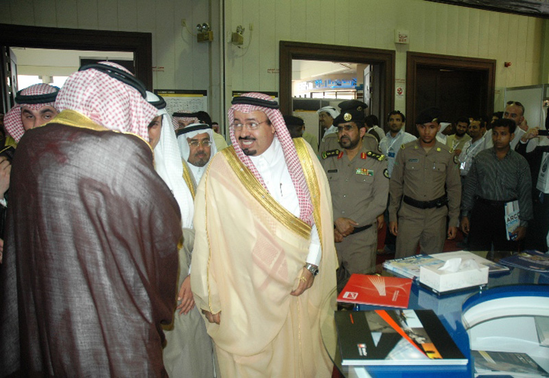 Zareb bin Sa'eed Al Qahtani, deputy governor of the Eastern Province