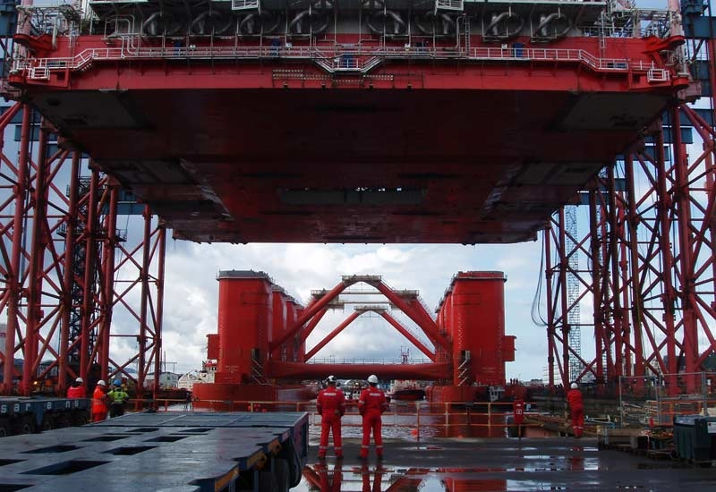 Aker Solutions has a major presence on the Norwegian continental shelf.