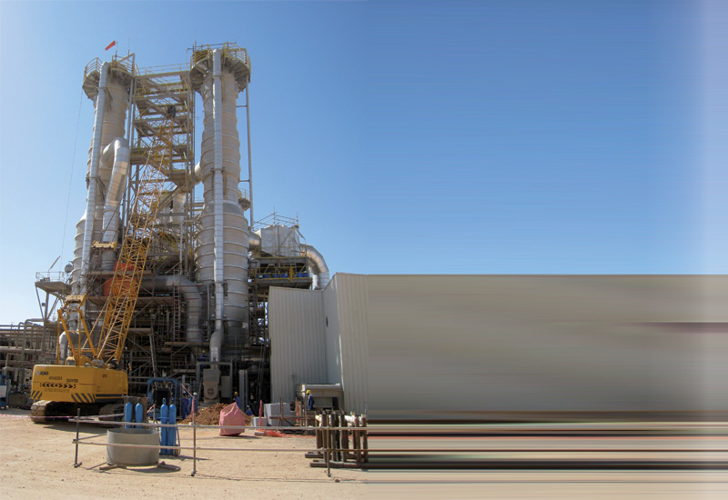 RBG recently provided local support for an evaporation tower shutdown.