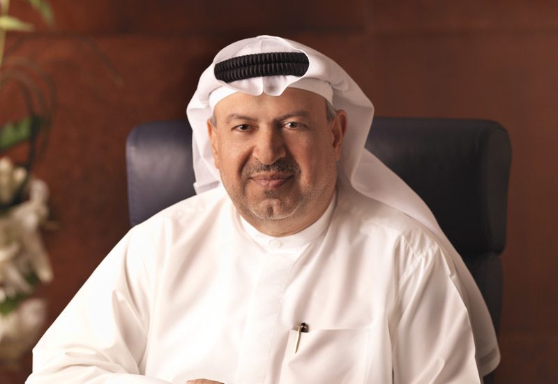 Ibrahim Ahmed Al Ansari, General Manager of Dolphin Energy - UAE.