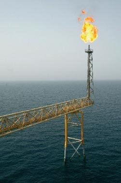 Dana Gas will develop the western offshore concession field in Sharjah waters in 2009.