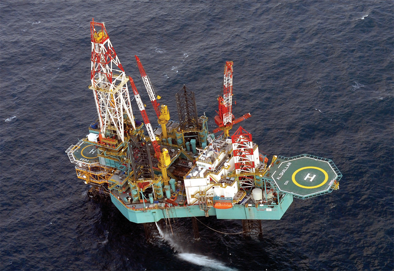 he initial test result from the well was 3,038 barrels of oil per day.