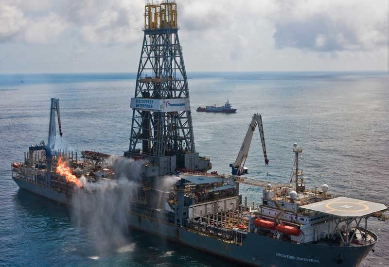 The contract value of the two drilling packages for Daewoo are US$230 million.