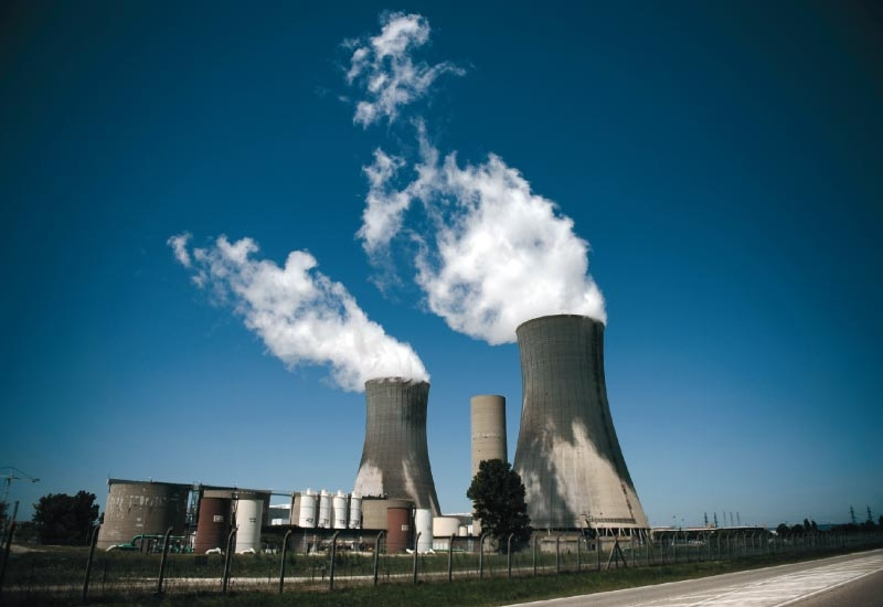 Petrochemical related power demands are pushing the nuclear option