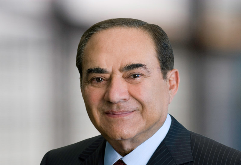 Dr. Ray Irani, chairman and chief executive of Occidental Petroleum.