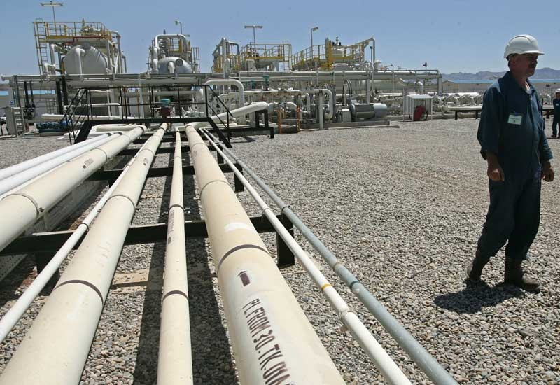 Mott MacDonald will provide engineering design and technical support for Oxy in Oman. (GETTY IMAGES)