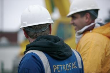 Petrofac are enjoying a good 2009.