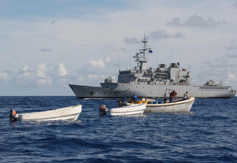 Somali pirates have captured another supertanker.