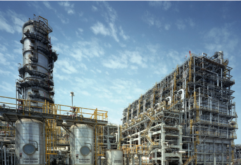 Saudi Aramco plays the dominant role constructing integrated projects in the Kingdom.