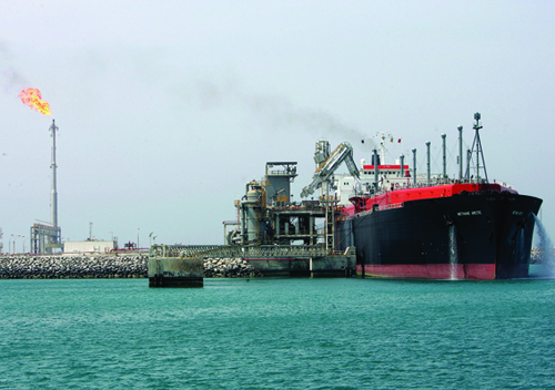 Kentz recently won a contract at Ras Laffan