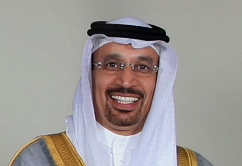Saudi Aramco CEO Khalid Al-Falih
