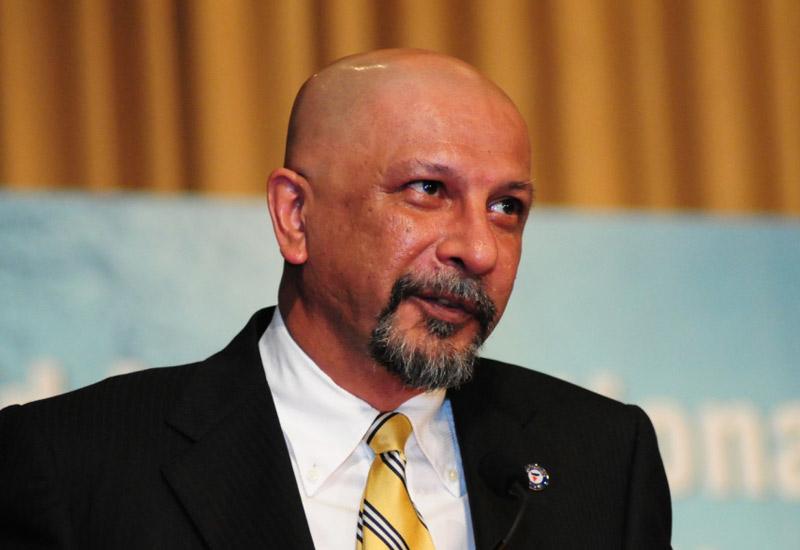 Topaz Energy and Marine CEO, Fazel A. Fazelbhoy.
