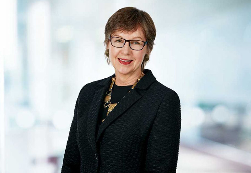 Lynn Laverty Elsenhans, former chairwoman, president and CEO at Sunoco Incorporated and now Saudi Aramco board member.