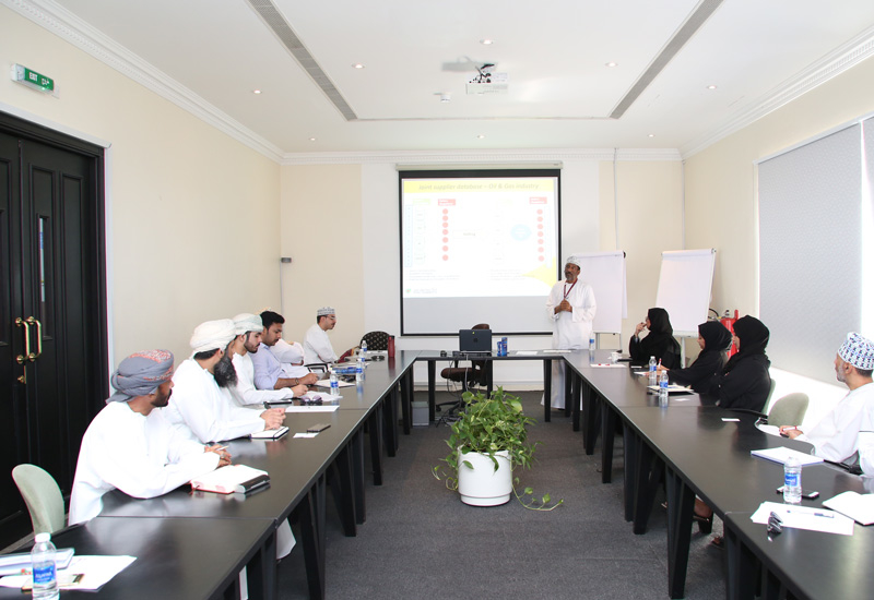 Around 20 Omani SMEs stand to benefit from this years Taazeez initiative.