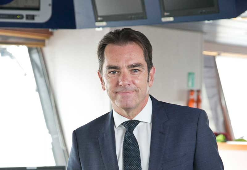 Howard Woodcock, CEO of Bibby Offshore.