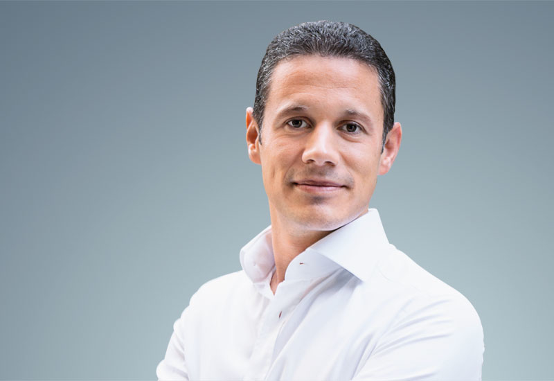 Badr Jafr, the CEO of the UAE based Crescent Enterprises.