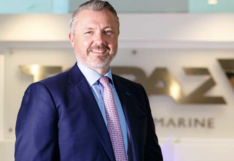 Rene Kofod-Olsen, CEO, Topaz Energy and Marine.
